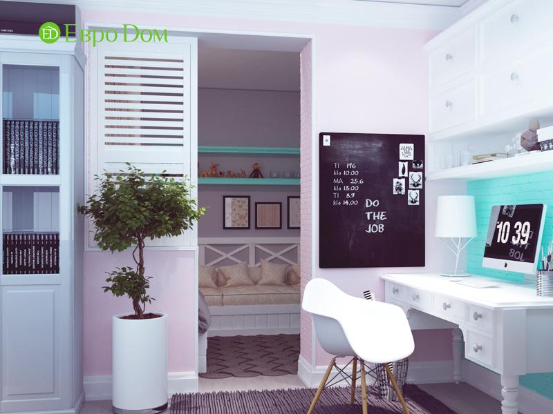 Дизайн квартиры в стиле прованс. Фото 02