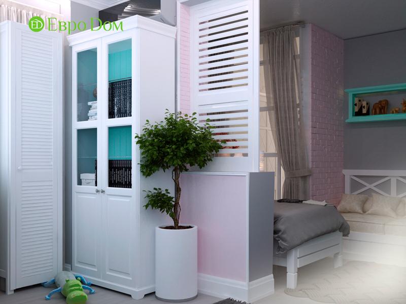Дизайн квартиры в стиле прованс. Фото 04