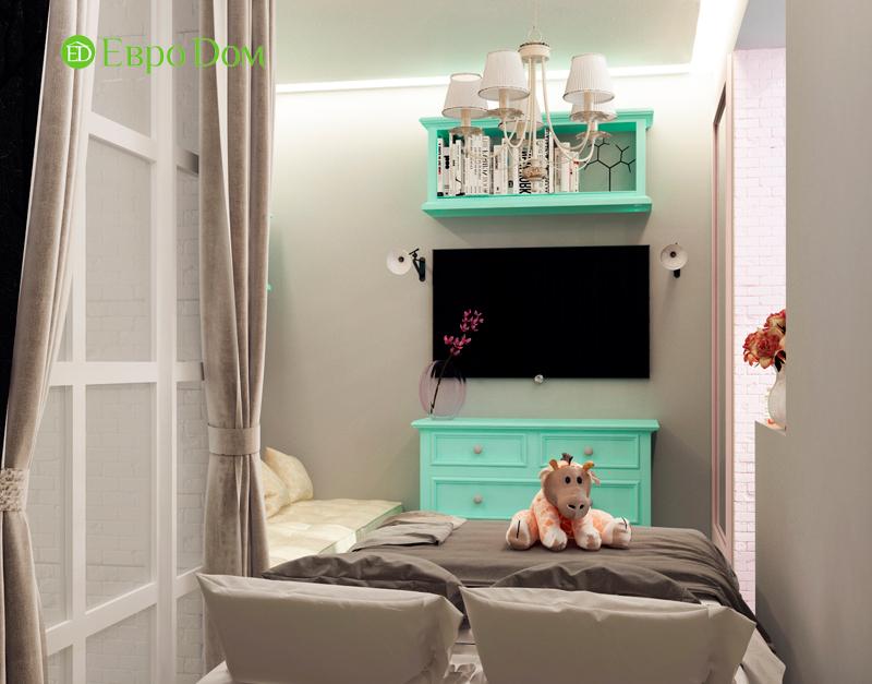 Дизайн квартиры в стиле прованс. Фото 06