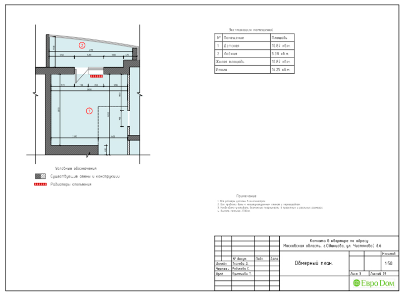 Дизайн квартиры в стиле прованс. Фото 012