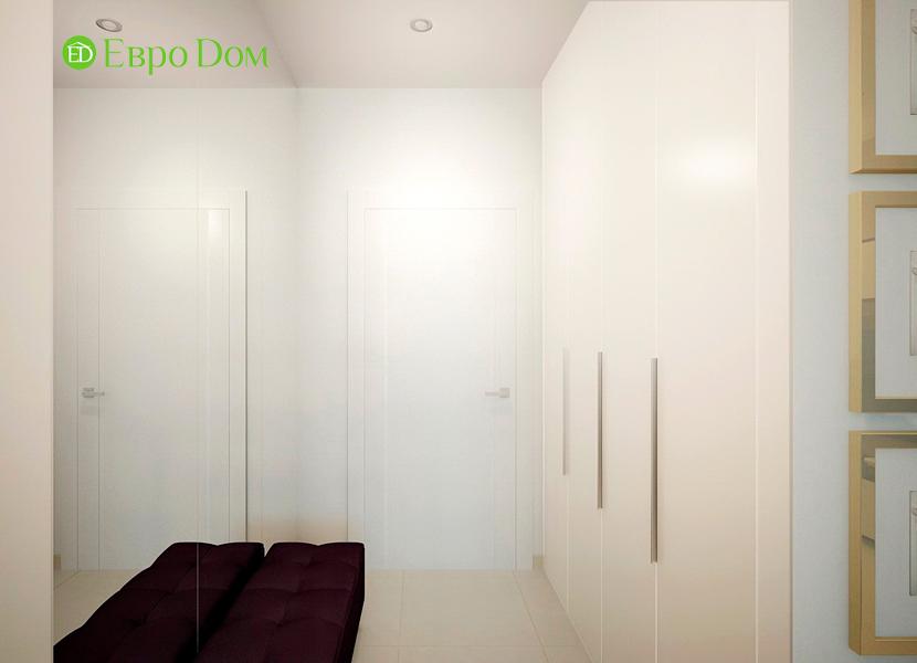 Дизайн 1-комнатной квартиры 55 кв. м в стиле минимализм. Фото 08