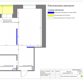 Дизайн однокомнатной квартиры 49 кв. м в современном стиле. Фото проекта