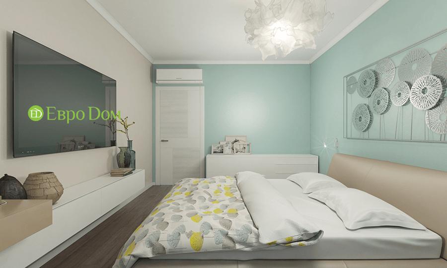 Дизайн трёхкомнатной квартиры 109 кв. м в современном стиле. Фото 02