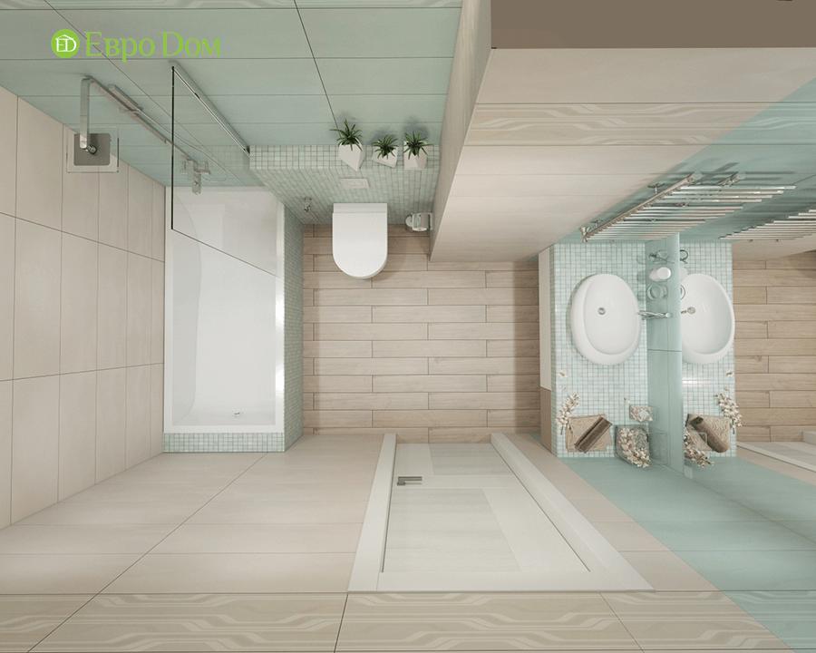 Дизайн трёхкомнатной квартиры 109 кв. м в современном стиле. Фото 020
