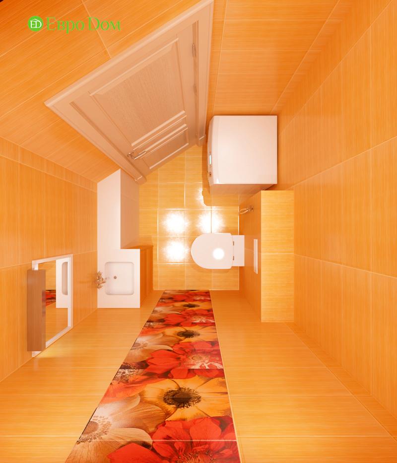 Дизайн 3-комнатной квартиры 83 кв. м в классическом стиле. Фото 09