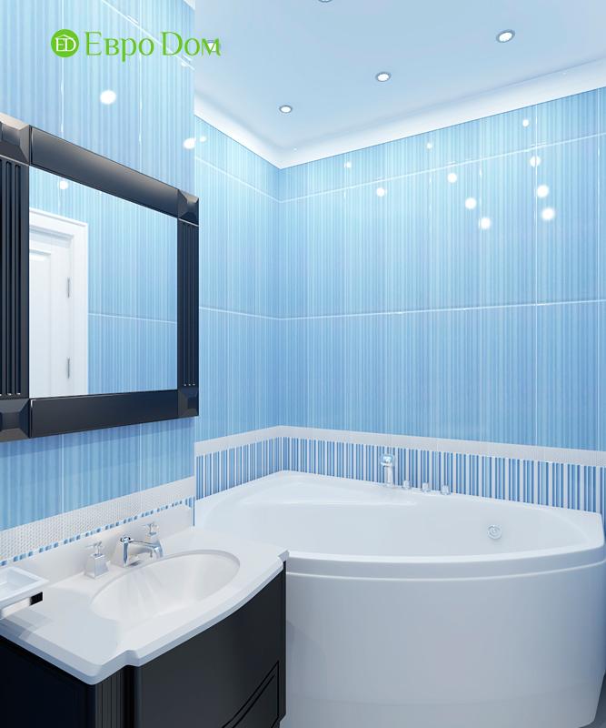 Дизайн 3-комнатной квартиры 83 кв. м в классическом стиле. Фото 012