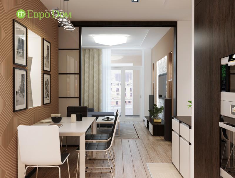 Дизайн 3-комнатной квартиры 87 кв. м в современном стиле. Фото 08