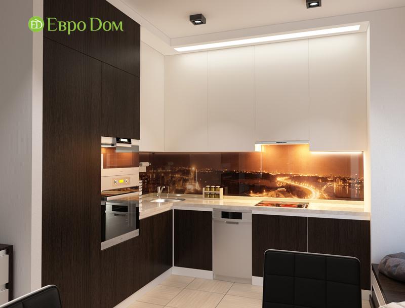 Дизайн 3-комнатной квартиры 87 кв. м в современном стиле. Фото 013