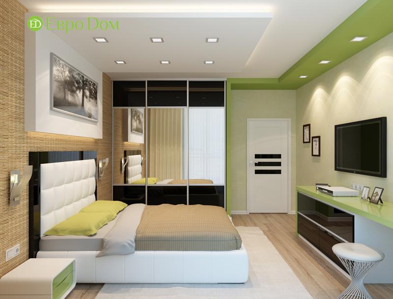 Дизайн 3-комнатной квартиры 87 кв. м в современном стиле. Фото 014