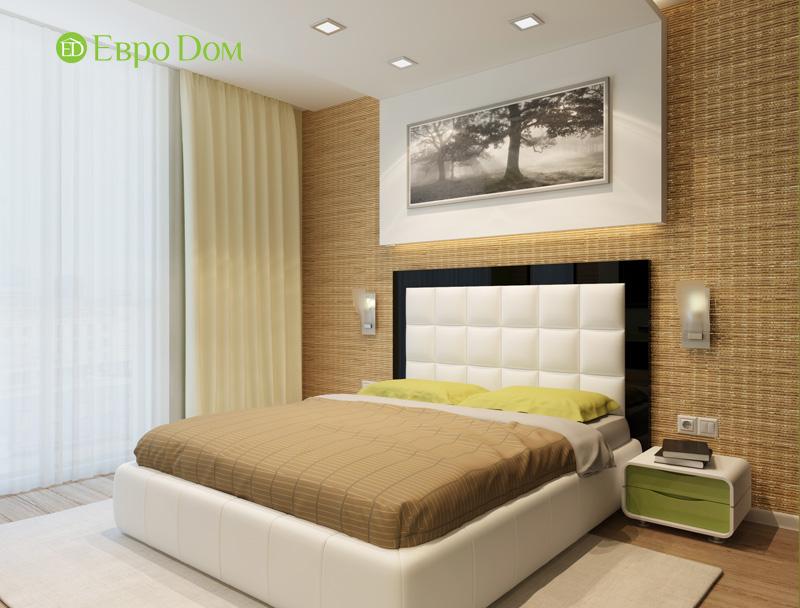 Дизайн 3-комнатной квартиры 87 кв. м в современном стиле. Фото 015