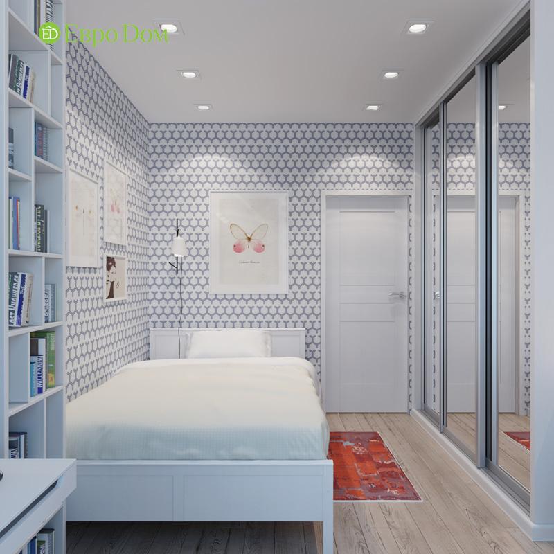 Дизайн 3-комнатной квартиры 87 кв. м в современном стиле. Фото 020