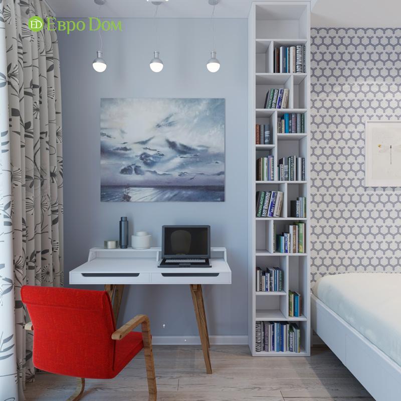 Дизайн 3-комнатной квартиры 87 кв. м в современном стиле. Фото 022