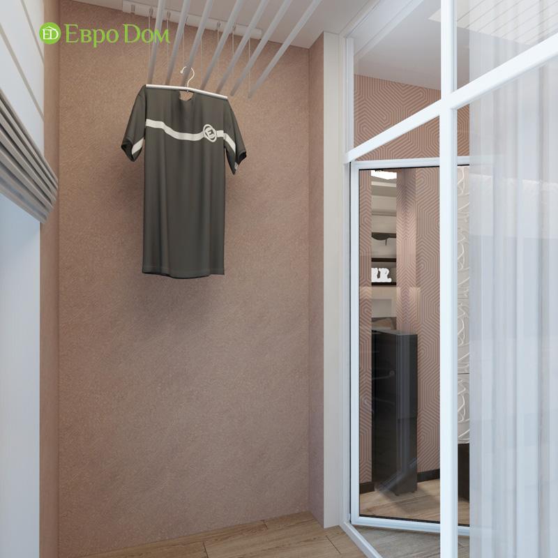 Дизайн 3-комнатной квартиры 87 кв. м в современном стиле. Фото 028
