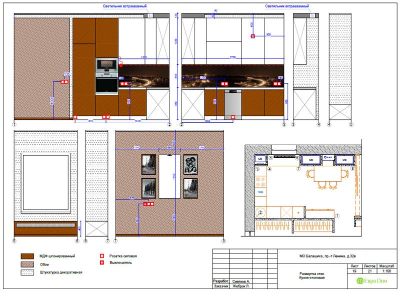 Дизайн 3-комнатной квартиры 87 кв. м в современном стиле. Фото 047
