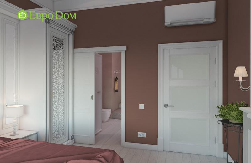 Дизайн интерьера 3-комнатной квартиры в стиле фьюжн. Фото 013