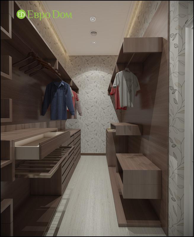 Дизайн интерьера 3-комнатной квартиры в стиле фьюжн. Фото 019