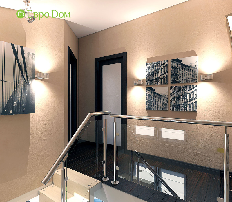 Дизайн 3-комнатной квартиры 63 кв. м в стиле лофт. Фото 02