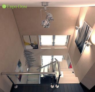 Дизайн трехкомнатной квартиры 63 кв. м в стиле лофт. Фото проекта