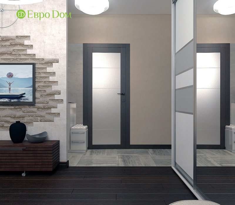 Дизайн 3-комнатной квартиры 63 кв. м в стиле лофт. Фото 06