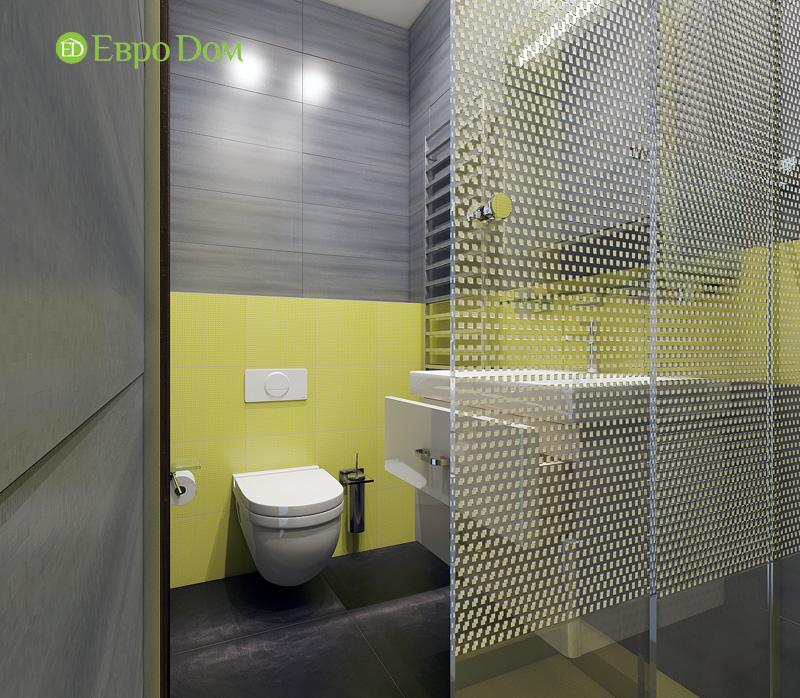 Дизайн 3-комнатной квартиры 63 кв. м в стиле лофт. Фото 015