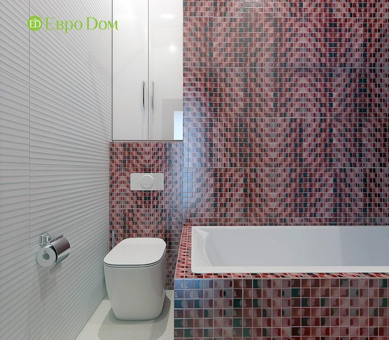 Дизайн 3-комнатной квартиры 63 кв. м в стиле лофт. Фото 021
