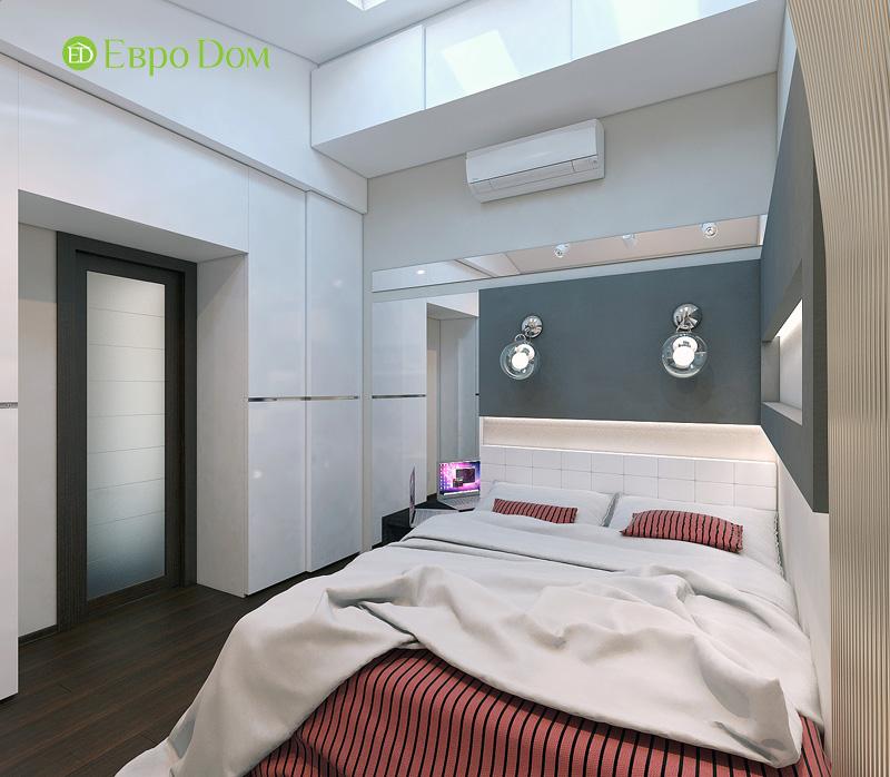 Дизайн 3-комнатной квартиры 63 кв. м в стиле лофт. Фото 029
