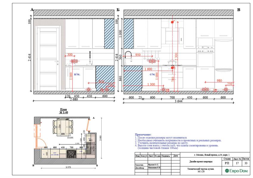 Дизайн трехкомнатной квартиры 64 кв. м в современном стиле. Фото 035