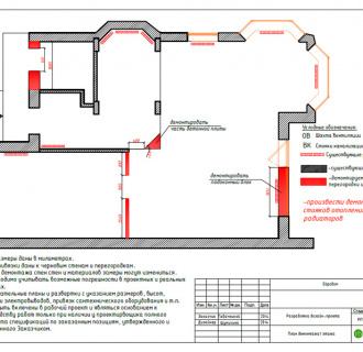 Дизайн восьмикомнатной квартиры 153 кв. м в современном стиле. Фото проекта