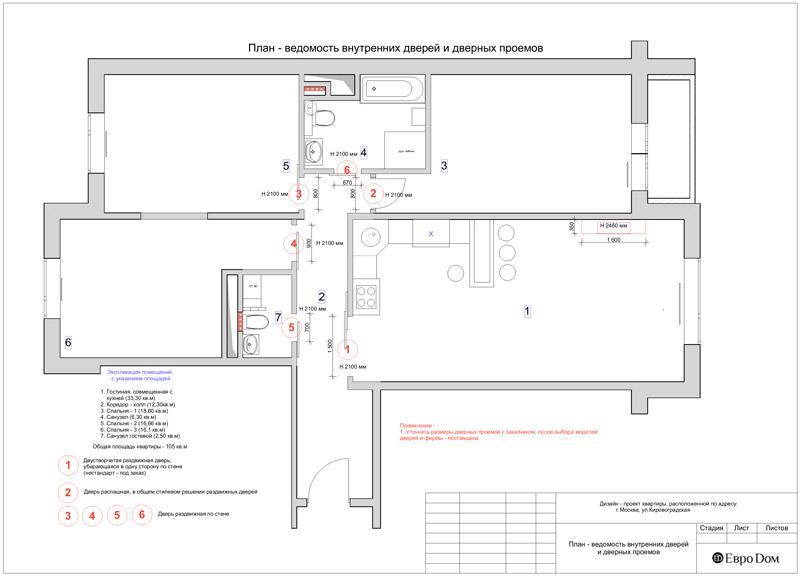 Дизайн-проекты. Стиль: Современный, Японский. Рабочие чертежи. Фото 1
