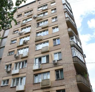 Ремонт двухкомнатной квартиры 46 кв. м в современном стиле. Фото проекта