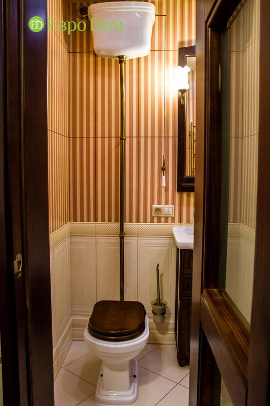 Ремонт трехкомнатной квартиры в современном стиле. Фото 09