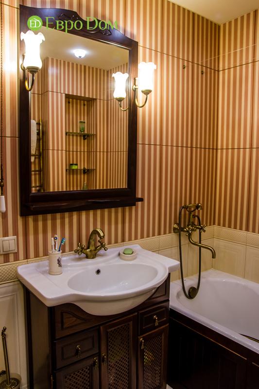 Ремонт трехкомнатной квартиры в современном стиле. Фото 012