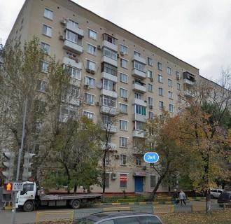Ремонт трехкомнатной квартиры 50 кв. м в английском стиле. Фото проекта