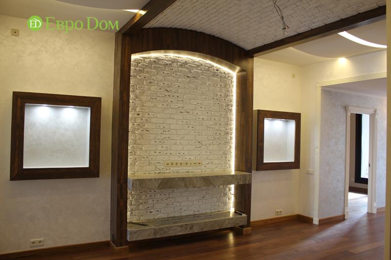 Ремонт 4-комнатной квартиры. Интерьер в классическом стиле. Фото 02