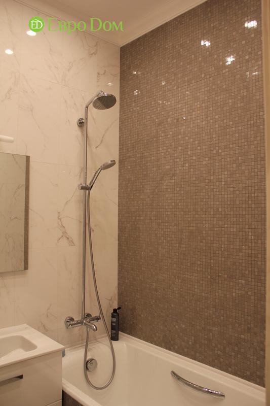 Ремонт 4-комнатной квартиры. Интерьер в классическом стиле. Фото 03