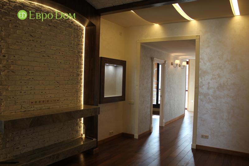Ремонт 4-комнатной квартиры. Интерьер в классическом стиле. Фото 04