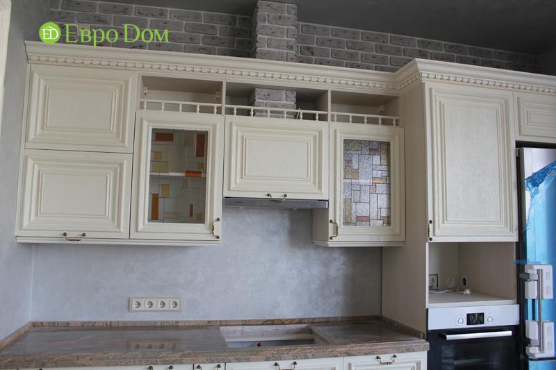 Ремонт 4-комнатной квартиры. Интерьер в классическом стиле. Фото 05