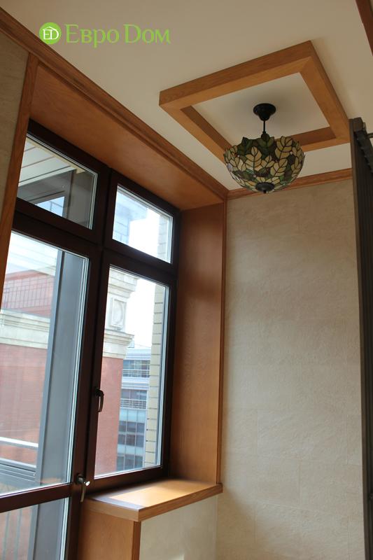 Ремонт 4-комнатной квартиры. Интерьер в классическом стиле. Фото 012