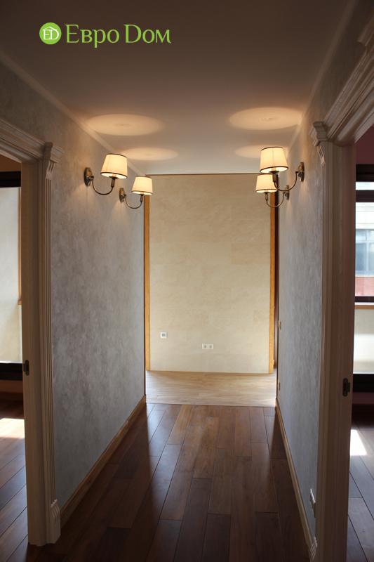 Ремонт 4-комнатной квартиры. Интерьер в классическом стиле. Фото 014