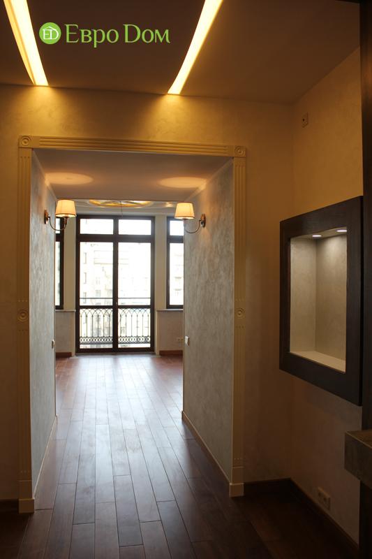 Ремонт 4-комнатной квартиры. Интерьер в классическом стиле. Фото 020