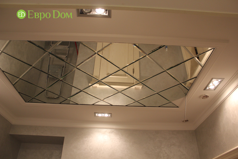 Ремонт 4-комнатной квартиры. Интерьер в классическом стиле. Фото 021