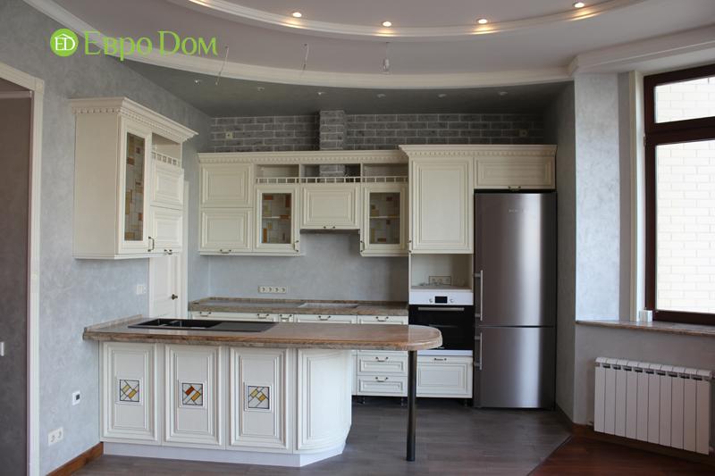 Ремонт 4-комнатной квартиры. Интерьер в классическом стиле. Фото 022
