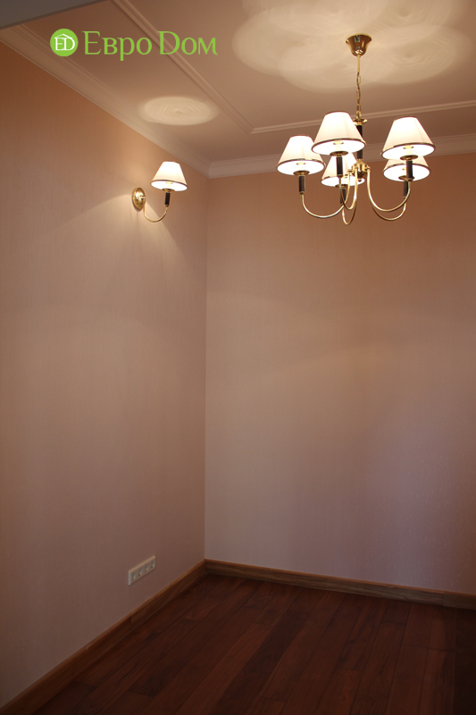 Ремонт 4-комнатной квартиры. Интерьер в классическом стиле. Фото 024