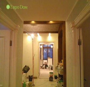 Ремонт четырехкомнатной квартиры 140 кв. м в классическом стиле. Фото проекта