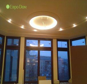 Ремонт 4-комнатной квартиры. Интерьер в классическом стиле. Фото 028