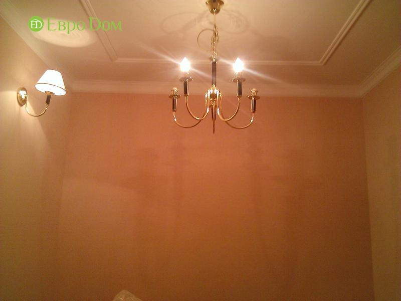 Ремонт 4-комнатной квартиры. Интерьер в классическом стиле. Фото 029