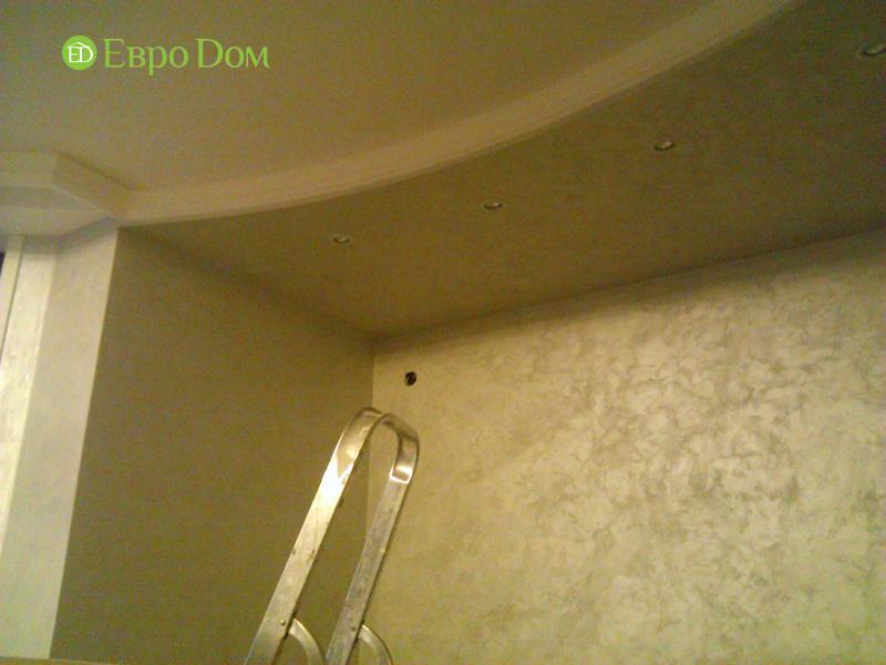 Ремонт 4-комнатной квартиры. Интерьер в классическом стиле. Фото 033