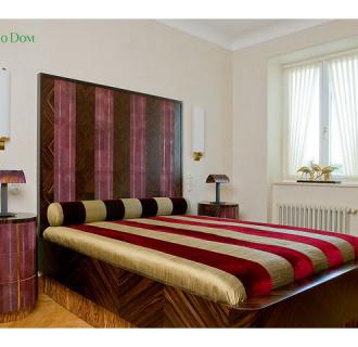 Ремонт четырехкомнатной квартиры 80 кв. м в стиле легкая классика. Фото проекта