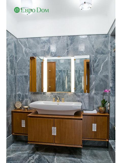 Ремонт 4-комнатной квартиры. Стиль интерьера - легкая классика. Фото 07