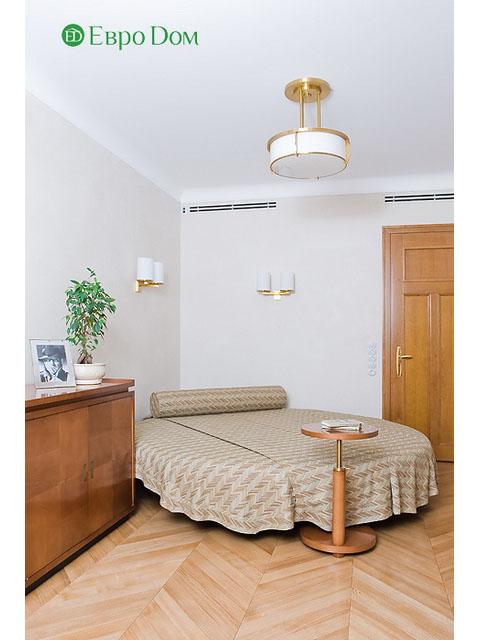 Ремонт 4-комнатной квартиры. Стиль интерьера - легкая классика. Фото 010